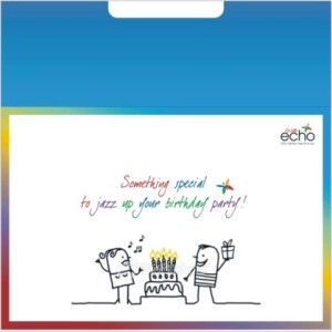 Ethos Birthday Mailer