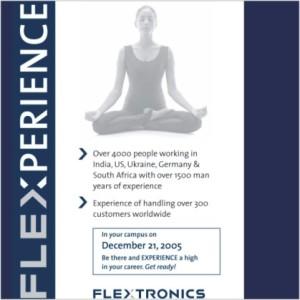 Flextronics Programme G