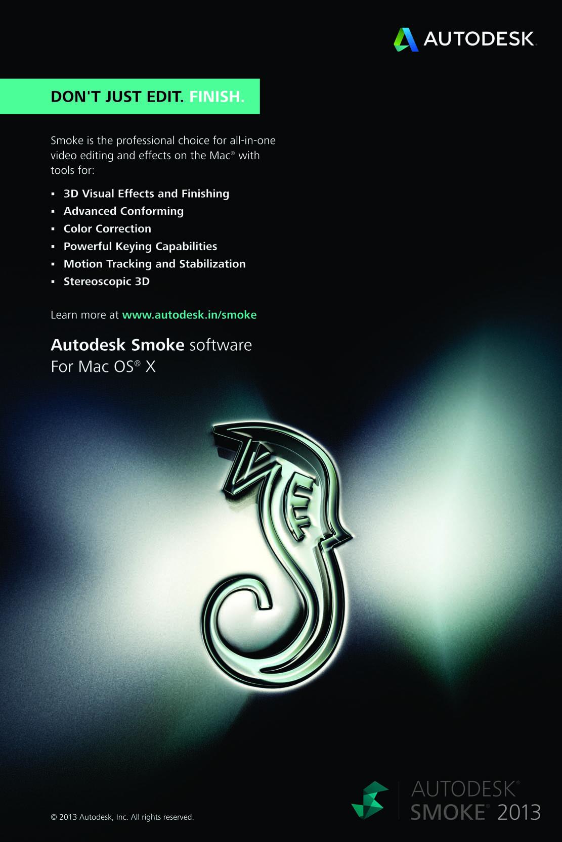 Autodesk Poster